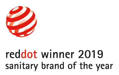 """GROHE har vundet """"Red Dot: Brand of the Year"""" 2019"""