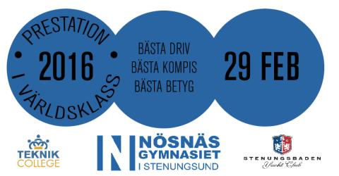 Prestation i världsklass - eventet för organisation och elever i Stenungsund med omnejd