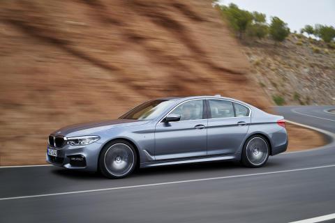 Nytt rekordår för BMW i Sverige