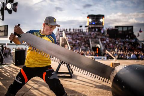 STIHL Timbersports_ CT 2018_Ferry Svan