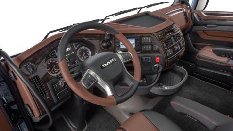 30. DAF XF - Interior - Exclusive Line