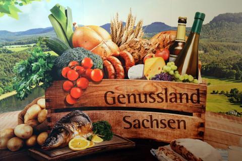 Genussland Sachsen
