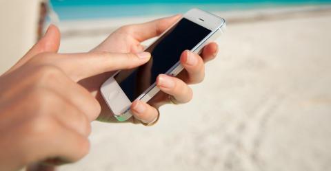 Nye regler når du bruger mobilen i et andet EU-land