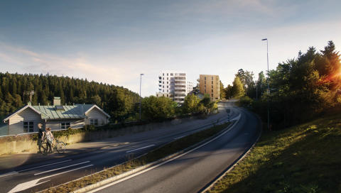 Riksbyggen, Svartviks Strand, Kungsängen, 4