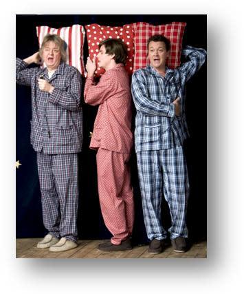 Pyjamas-en musikalisk resa från kväll till morgon