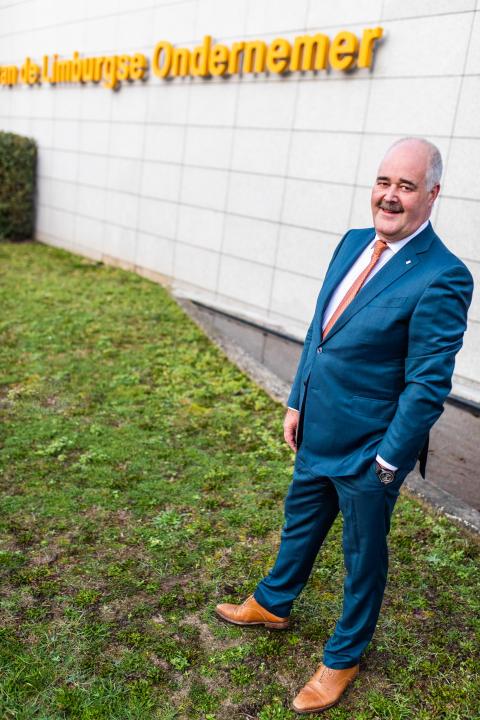 Johann Leten - gedelegeerd bestuurder Voka - KvK Limburg