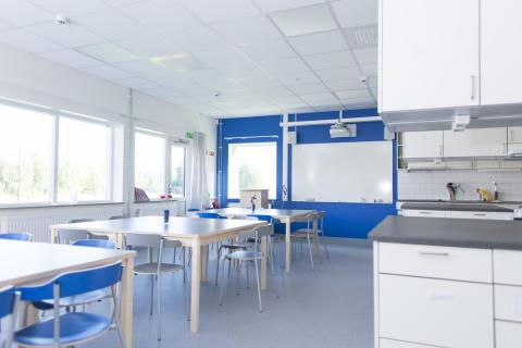 Inredning Kyrkskolan i Söderbärke