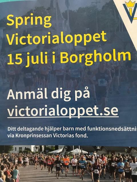 Lunchträff och Victorialoppet 15 Juli, avd Kalmar