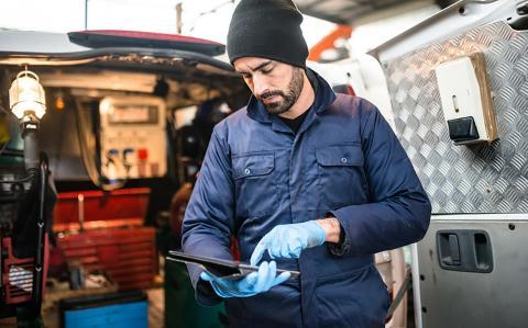 Kör försiktigt: Paydrive ny tjänst i Telia Sense