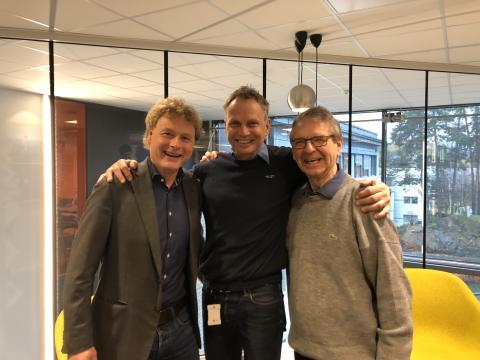 Norconsult og Olav Olsen får stort fjordkryssingsoppdrag