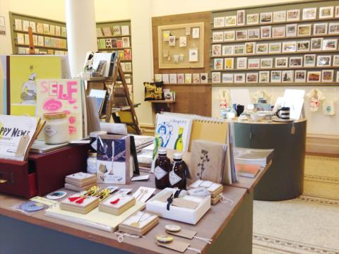 Bury Art Shop shortlisted for national award