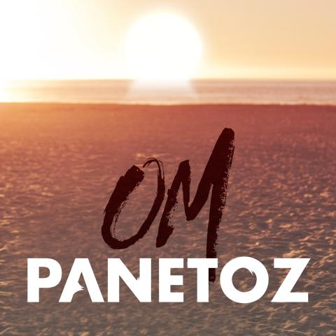 "Panetoz ""Om"" - omslag"