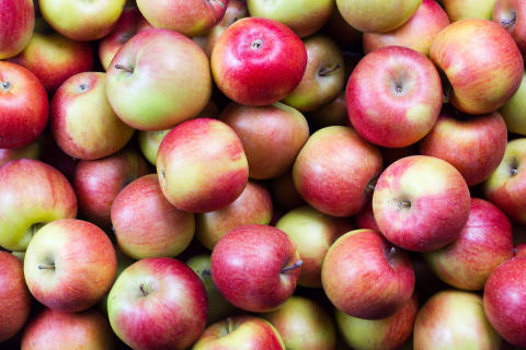 Njut av säsongens äpplen