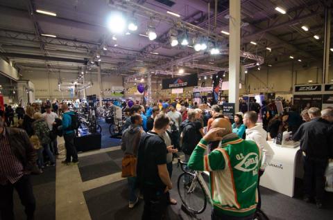Nordens ledande cykelmässa till Stockholmsmässan