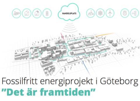 """Fossilfritt energiprojekt i Göteborg - """"Det är framtiden"""""""