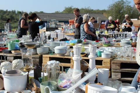 AffaldPlus holder Plusmarked - to steder i samme weekend!