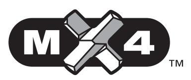 MX4 – DESIGNET TIL AT  FÅ DET OPTIMALE UD AF  DIN  AKKU BOREHAMMER