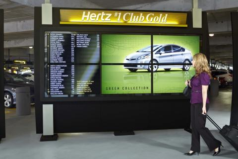 Hertz # 1 Club Gold