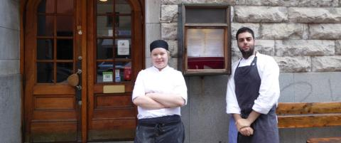 Restaurangelever gör praktik i världsberömda kök