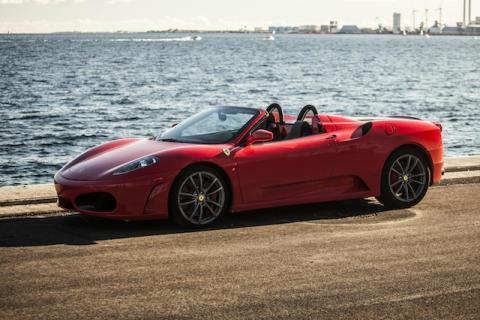 Ferrari tur