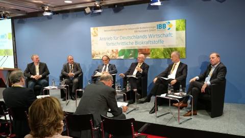 Fortschrittliche Biokraftstoffe als wichtiger Teil im Energiemix
