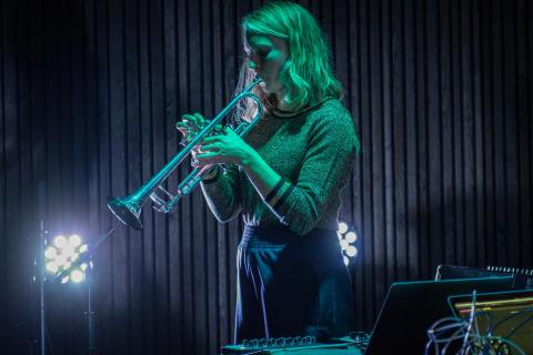 Bilayer -  Hilde Marie Holsen & Magnus Bugge, Oslo Jazzfestival