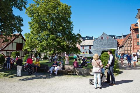 Turismomsättningen i Lund ökar