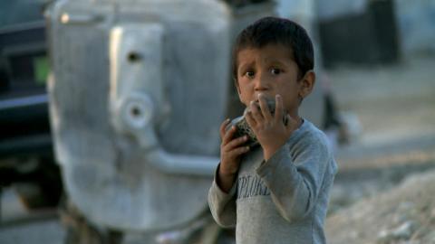 Versklavt, vergewaltigt, verwaist: Tausende jesidische Kinder nach IS-Terror im Nordirak traumatisiert / SOS-Kinderdörfer starten psychosoziales Pilotprojekt in Dohuk