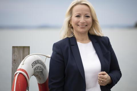 Erica Hultmark blir ny VD på Stenungsbaden Yacht Club