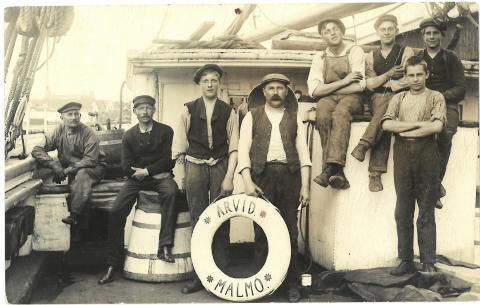 Stridbara sjökvinnor på Släktforskningens dag