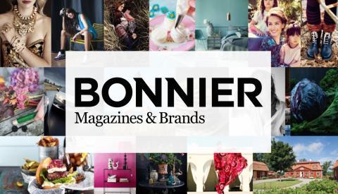 Bonnier samlar influenceraffären hos Magazines & Brands