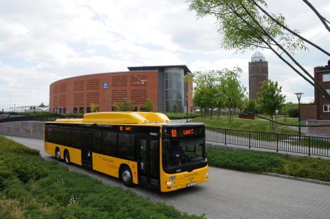 Skåne tjänar på ökade satsningar på gång, cykel och kollektivtrafik