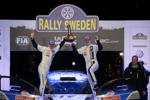 Seger Rally Sweden