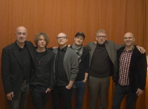 Svedala/Sony Music Sweden sign Danish band, Carpark North