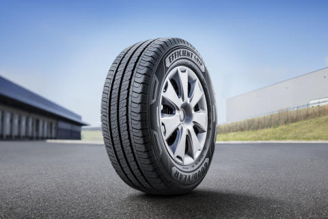 Goodyears EfficientGrip Cargo for lette lastebiler: fokus på lavere samlede eierkostnader