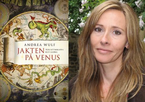 Ny bok om jakten på Venus och försöken att mäta solsystemet