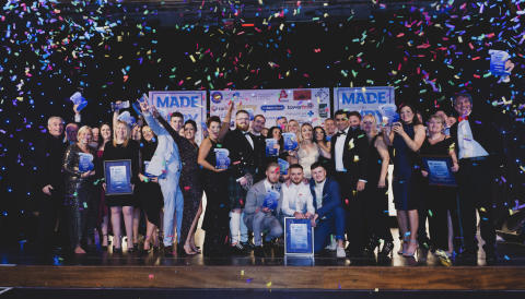 ​Local businesses celebrate at the Made in Bury Business Awards 2018