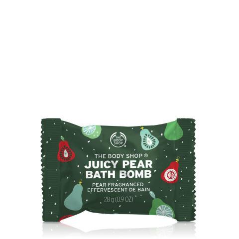 Juicy Pear Bath Bomb