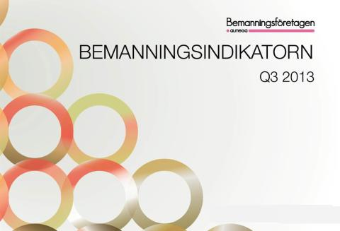 Bemanningsindikatorn – en växande nyckelfunktion på arbetsmarknaden, visar färsk statistik