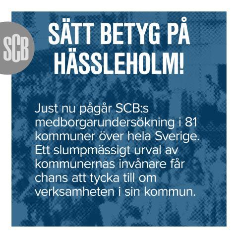 Invånare får tycka till om Hässleholms kommun