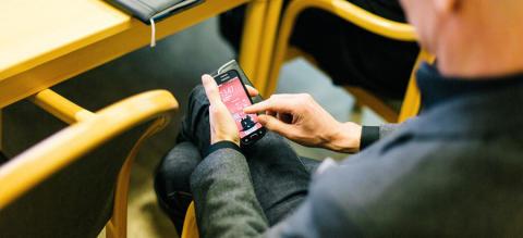 Älypuhelin nopeuttaa sydänpotilaan hoitoa