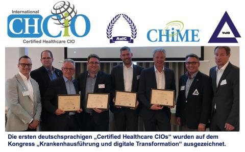 Video zu Krankenhausführung & digitale Transformation - Zweite Runde: Certified Healthcare CIO zw. 14.-16.10. in Leipzig