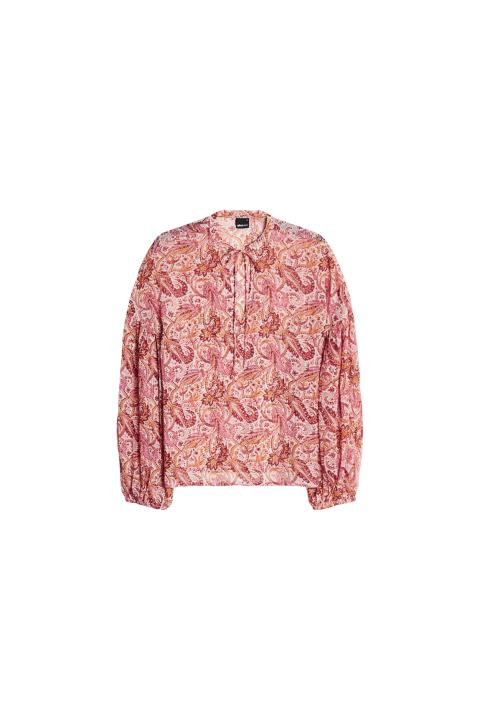 Gina Tricot 249 SEK 24.95 EUR 199 DKK Belinda blouse v.17