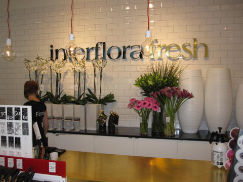 Interflora Fresh Blomsterdesign Marieberg/Örebro