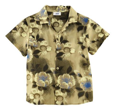 H&M FOR WATER, Kortärmad skjorta