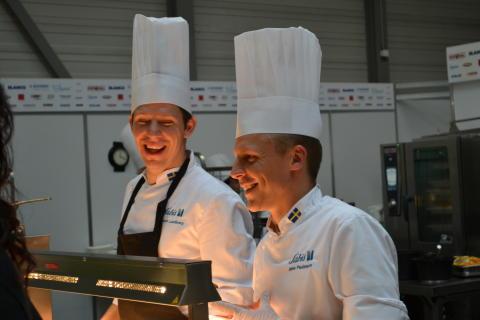 Team Sabis Culinary Olympics 2012