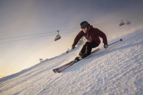 Bra booking og gode snøforhold tyder på nok en god vintersesong