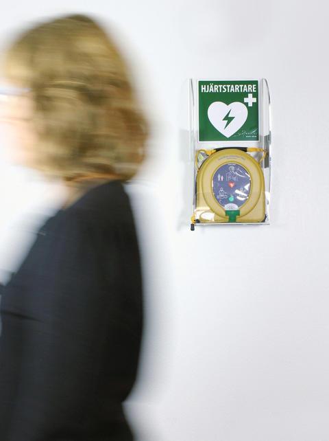 Har du en hjärtsäker arbetsplats?
