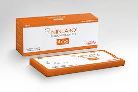 NINLAROTM (iksazomib) har fått betinget markedsføringstillatelse for behandling av myelomatose