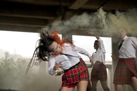 Dansföreställningar med JUCK och Unruly Gahl
